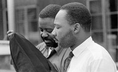 Martin Luther King's 'Letter From Birmingham Jail' - The Editors - The Atlantic A picture of MLK after he was released from jail in 1963 appears in the paper 50 years later.  7. What does the picture say about the legacy of this document/event?