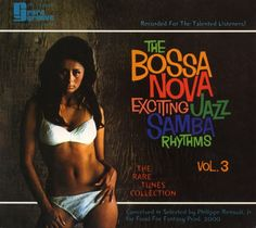 Images for Various - The Bossa Nova Exciting Jazz Samba Rhythms - Vol. 3