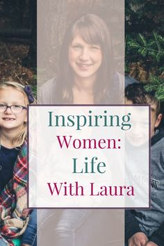 Inspiring Women: Life with Laura - Cindy Seaton Thinking Of Someone, Inspiring Women, Youth Ministry, Children With Autism, Women Life, Selfish, Homeschool, Cancer, Marriage