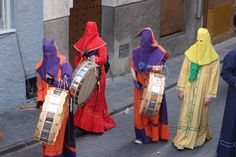 Beans and Drums in Murcia