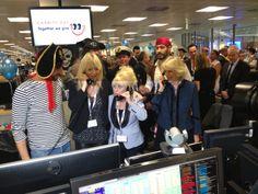 Gaby Roslin, Barbara Windsor and the Duchess of Cornwall #icapcharityday #lgfbuk