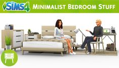 Building A Gaming Pc 411375747218000092 - The Sims Minimalist Bedroom Fanmade Custom Stuff Pack Now Available Source by leeloonicorn Mod Furniture, Sims 4 Cc Furniture, Maxis, Sims 4 Beds, Muebles Sims 4 Cc, Sims 4 House Plans, Sims 4 Kitchen, The Sims 4 Packs, Sims 4 Bedroom