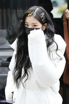 Photo album containing 9 pictures of Wonyoung Yuri, Jang Wooyoung, Mask Girl, Beautiful Young Lady, Japanese Girl Group, Cute Icons, Kpop Girls, Korean Girl, My Idol