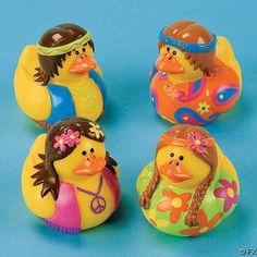 hippie ducks