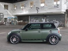Mini Cooper RS