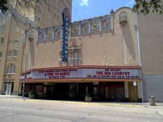 Paramount, in Downtown Abilene Texas. My friends & I would either walk or ride our bikes here on Saturday. Those were some great times. Abilene Texas, Big Country, Old West, Old Movies, Sweet Home, New Homes, Memories, Deep, Times