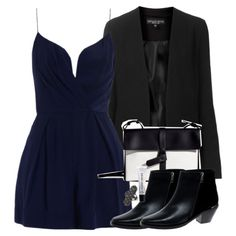 Allison Inspired Semi-Formal Opera Outfit by veterization