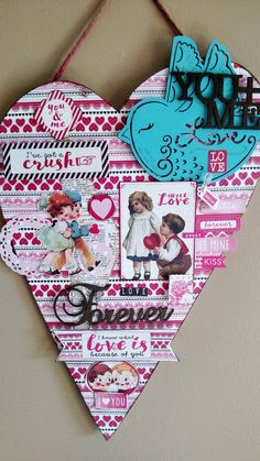 Project by Authentique Paper Design Team Member Keely Livings