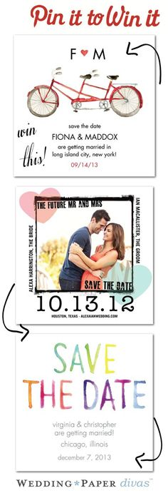 Wedding Paper Divas giveaway. Win a 300.00 gift certificate! click here for details http://www.theperfectpalette.com/2012/10/sponsored-post-giveaway-wedding-paper.html#  Ends nov 2nd.