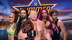 Survivor Series (2017) is an upcoming professional wrestling pay-per-view (PPV) event and WWE Network event, produced by WWE for the Raw and SmackDown brands. It will take place on November 19, 2017, at the Toyota Center in Houston, Texas. It will be the thirty-first event under the Survivor Series chronology....