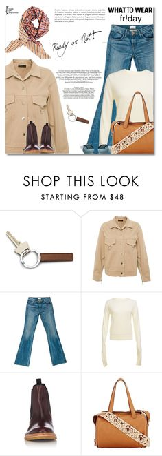 """""""Black Friday Shopping-front row shop 16"""" by bynoor on Polyvore featuring Chanel, Georg Jensen, Crippen, Barneys New York, The Row, Front Row Shop, shoptilyoudrop and frontrowshop"""