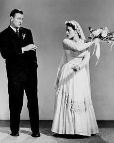 John Wayne and Maureen OHara in The Quiet Man (1952)