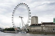 Best Toddler-Friendly London Attractions: London Eye