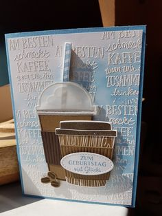 Stampin' Up! Coffee Cafe bundle