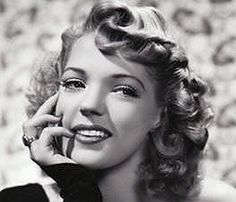 Anne Gwynne-a 1940s horror film actress who also was one of the most photographed pin-up girls of World War II.