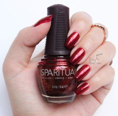 SpaRitual Artisan   Pause Collection Autumn 2015 - Review & Swatches