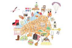 Le guide Bonjour Provence Marseille Aix en Provence Arles 3