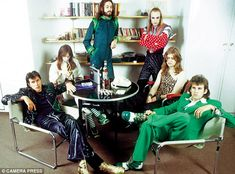 Roxy Music were known not just for their haunting lyrics and mesmerising songs but for their look and their iconic album covers. But Bryan was initially a reluctant performer