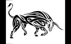 Tribal Bull Skull Related Keywords & Suggestions - Tribal Bull Skull ...
