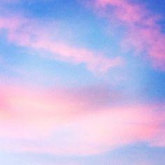 Pink clouds photo by Olivia Chapé  #Minimal #Pastel