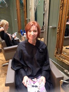 #hair #haircolour #redhair #redhead #beauty #salon #haircut #simonethomasco
