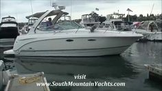 "Chaparral 310 Express Cruiser ""On the Water"" by South Mountain Yachts"