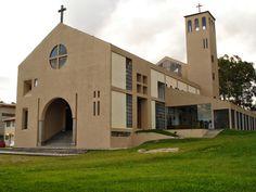 Paróquia Santa Madalena Sofia Barat (Bairro Alto) - Curitiba