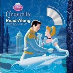 Whether passed along in writing, by movies, or by word of mouth, the magical tale of Cinderella continues. This is the Disney read along storybook (audio cd) form of Cinderella. This is just one of many examples of the fairy tale. Each version of the tale has its own uniquely different details.
