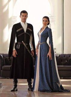 Gavril ap Eiluned & Evonne ap Gwydion