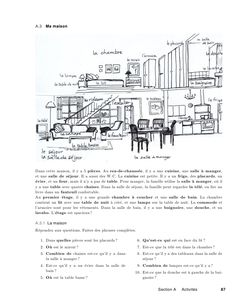 French Tutors, French Resources, Teaching French, French Adjectives, French Numbers, High School French, French For Beginners, French Worksheets, School