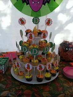 Perfect for harvest or fall themed party!