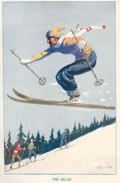 The Ski-er