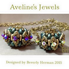Aveline's Jewels New class projects