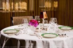 Main Dining Room of the University Club of Portland. Photo credit @moscastudio
