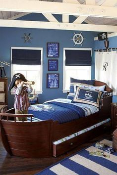 every boy's dream bedroom