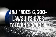 Johnson & Johnson is facing more than lawsuits over the link between its talcum powder products and an increased risk of ovarian cancer, mesothelioma, or other cancers. Johnson And Johnson, In Law Suite, Cancer, Product Liability, Powder, Link, Blog, Products, Face Powder