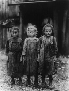 1900s Poor Americans | Today kids worry about having the best shoes, in the late 1800's they ...