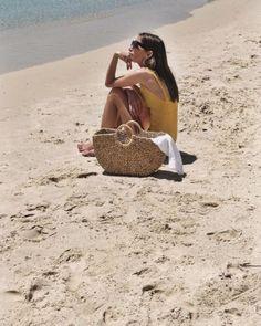Editorial beach shot