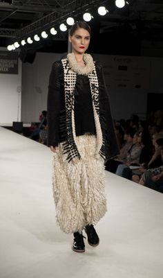 COLLECTION: The Graduate Fashion Week Awards Show 2014 » Graduate Fashion Week