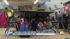 Millions take part in Great ShakeOut global earthquake drill. #ShakeOut2013 #SanDiego #California #EarthquakePreparedness