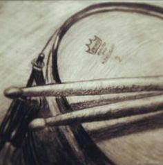 Close up drums