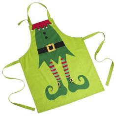 Little Elf Apron from Pier1 on shop.CatalogSpree.com, your personal digital mall.