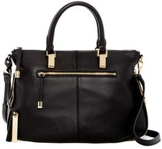 Shop Now - >  https://api.shopstyle.com/action/apiVisitRetailer?id=532548604&pid=uid6996-25233114-59 Vince Camuto Rina Leather Satchel  ...