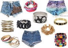 """""""High-waisted Wristwear"""" by allonthewrist on Polyvore"""