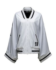 Short Kimono Track Jacket, Puma White by Fenty Puma by Rihanna at Bergdorf Goodman.