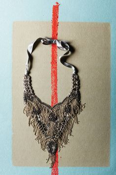 Jewel Frost Necklace - anthropologie.com