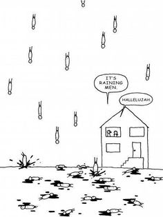 Raining men....hahahahaha this cracked me up a lot more than it should've.