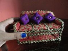 DIY Doll Accessories Mini Lamp - Easy - YouTube