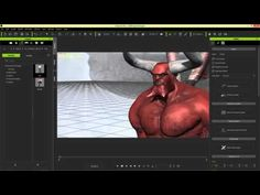 iClone 6 Tutorial - Creating an Outdoor Scene with Videos