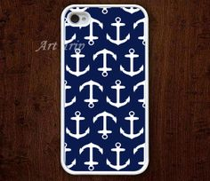 iPhone 4 Case iphone 4s case Anchor iphone 4 case by ArtTrip, $9.99